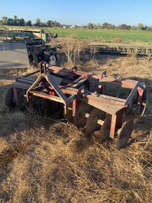 7ft tandem tractor disc for Sale in Galt, CA