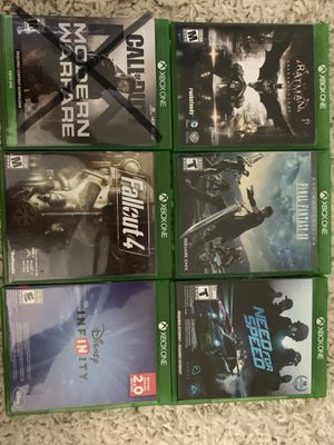 Xbox one game for Sale in Des Moines, WA