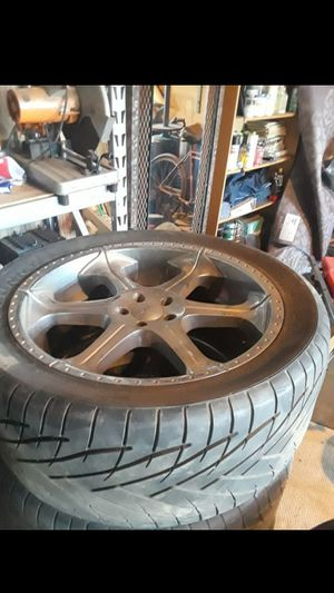 DVINCI RIMS AND TIRES for Sale in Pasadena, CA
