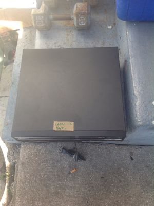 Laser disc player for Sale in Tampa, FL