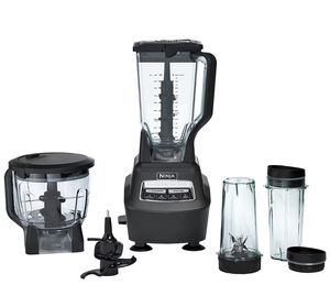 New Ninja Blender / Food Processor 6 Piece Set   Normally $249 for Sale in Los Angeles, CA