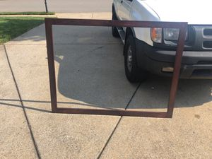 Mirror frame or spare wood for Sale in Murfreesboro, TN