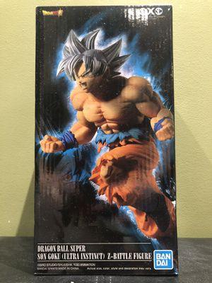 Dragon Ball Z Ultra Instinct Goku Statue for Sale in Bethlehem, PA