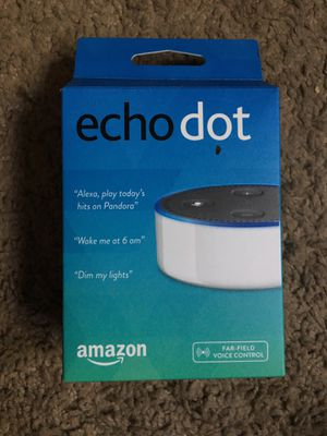 Alexa Echo Dot for Sale in Los Angeles, CA