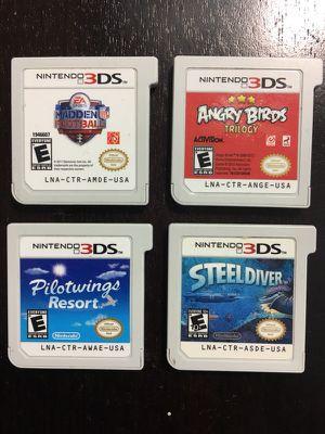 Nintendo 3DS Games for Sale in Redmond, WA