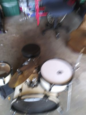 Miniature size professional drum set for kids for Sale in Fresno, CA
