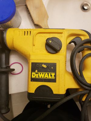 Dewalt hammer drill for Sale in Laurel, MD