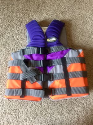 Adult Classic Flotation Device/Life Jacket for Sale in Bend, OR