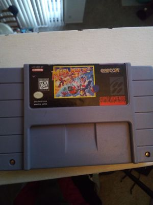 Mega Man X3 *AUTHENTIC* for Sale in Portland, OR