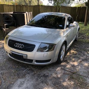 Audi TT Complete Parts Out Parts Only for Sale in Plant City, FL