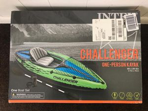 Inflatable kayak for Sale in Weehawken, NJ