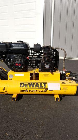 Dewalt Gas Air Compressor for Sale in Lake Stevens, WA