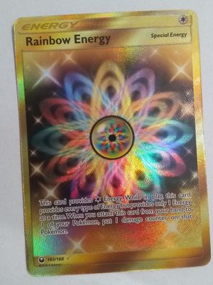 Pokemon collectible card: rare hollow energy for Sale in Seffner, FL