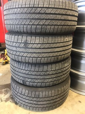 Used Tires for $80:00 for Sale in Alexandria, VA