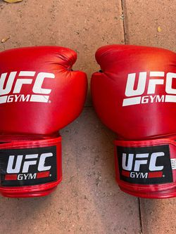 UFC Boxing Gloves, Quick Wraps and Shin Guards for Sale in Claremont,  CA