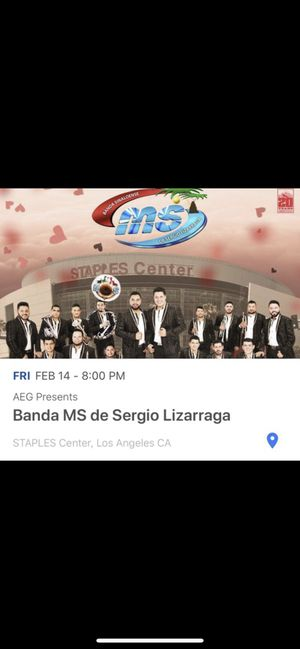 BANDA MS tickets for Sale in South Gate, CA