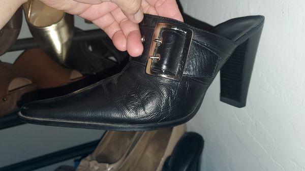 Half boots heels