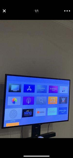 "Samsung 55"" LED smart TV 1080 p for Sale in Washington, DC"