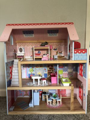 Girl's KidKraft Doll house for Sale in Temple City, CA