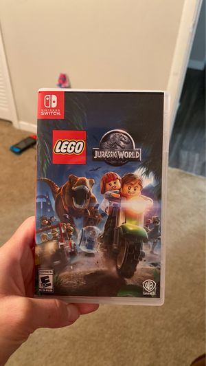 Nintendo Switch Lego Jurassic World game for Sale in Winter Haven, FL