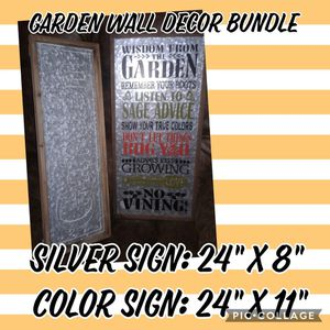 Wall decor bundle $5 for Sale in Goodyear, AZ