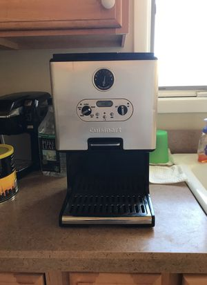 Cuisinart coffee maker 12 cup with self contained reservoir for Sale in Stafford Township, NJ