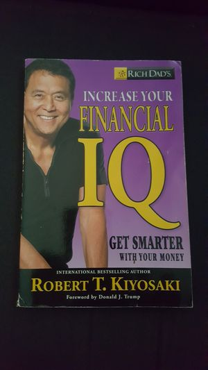 Increase your financial IQ for Sale in Dallas, TX