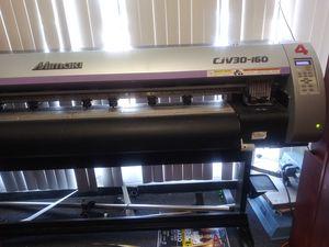 Mimaki CJV30 -160 Printer & Cutter 64 Inch for Sale in Denver, CO