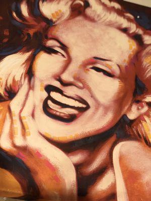 Marilyn Monroe painting for Sale in Davenport, FL