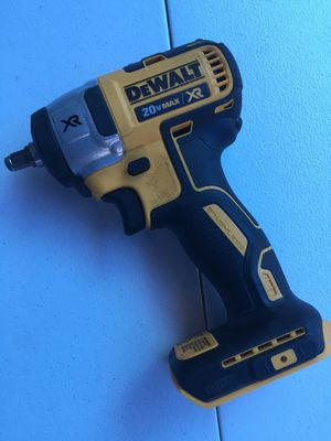 Dewalt 20 Volt Max 3/8 in Cordless Compact Impact Wrench Tool Only for Sale in Mesa, AZ