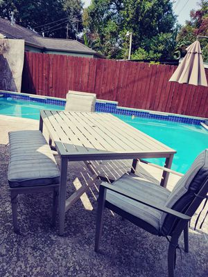 Patio Table for Sale in Houston, TX