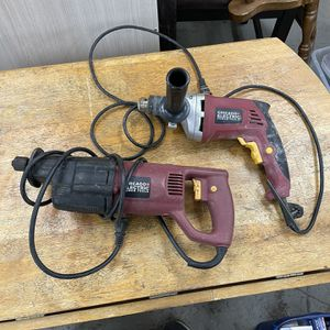 Chicago Electric Power Tools for Sale in Springfield, PA