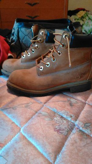 Timberland boots size 3.5y $25 for Sale in Columbus, OH