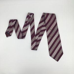 Red Striped Giorgio Armani Tie for Sale in Glendale, AZ