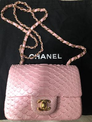 Chanel python bag for Sale in Miami, FL