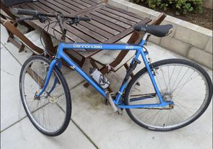 Vintage Cannondale SH600 Bike for Sale in Vista, CA