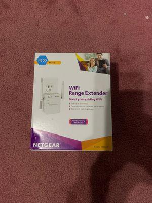 Netgear WiFi range extender N300 for Sale in Beaumont, TX