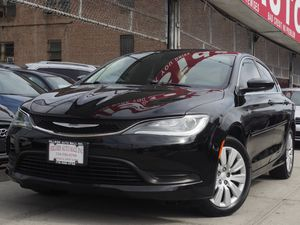 2016 Chrysler 200 for Sale in Queens, NY