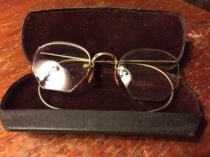 1930s Vintage 12k Good Spectacles for Sale in Tulsa, OK