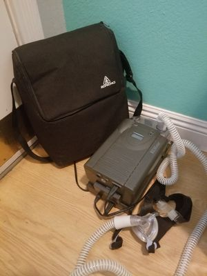Respironics REMstar Plus CPAP Breathing machine..Great for people with COPD and Breathing problems..Has Heated Humidifier Also..Like New! for Sale in Modesto, CA