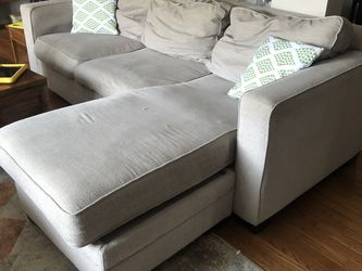 Grey Couch for Sale in Crofton,  MD
