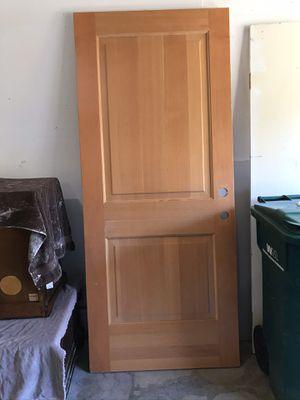7x3 Solid wood door for Sale in Wood Village, OR