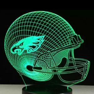 Philadelphia Eagles NFL Night Light Lamp for Sale in Evesham Township, NJ