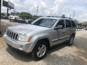 2006 Jeep Grand Cherokee. Clean Title. Current Emissions for Sale in Alpharetta, GA