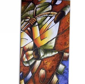 Brand New Abdtract Print on Canvas Wall Decor Painting for Sale in Kirkland, WA