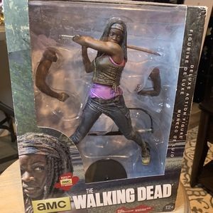 "Walking Dead Michonne 10"" Deluxe Action Figure for Sale in Old Bridge Township, NJ"