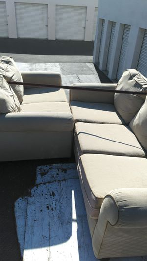 Free couch set for Sale in Santa Fe Springs, CA