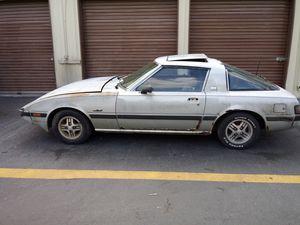1981 - 1983 Mazda Rx7 for Parts for Sale in Orlando, FL