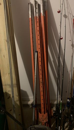 """8ft long T post """"7 of them total"""" for Sale in Lee's Summit, MO"""
