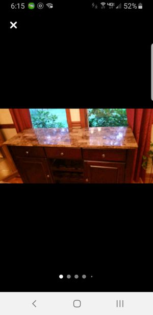 Buffet table for Sale in Howell Township, NJ